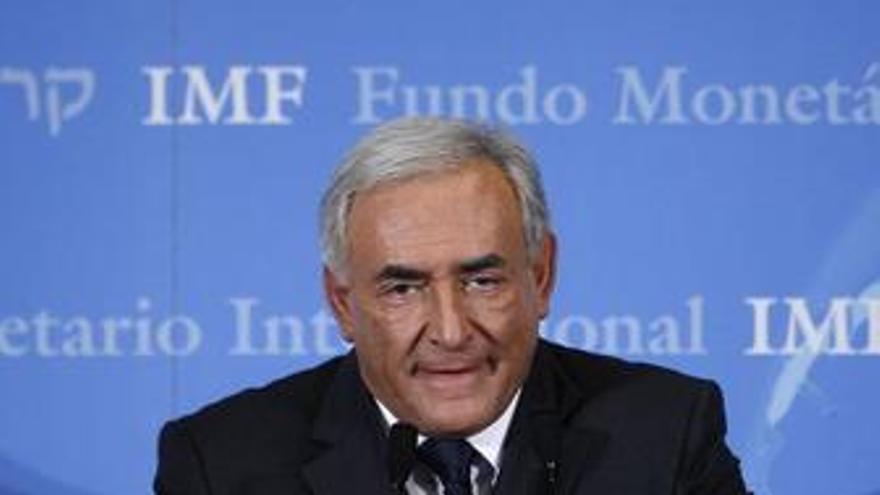 El FMI aconseja ampliar la protección a los parados pese al final de la crisis
