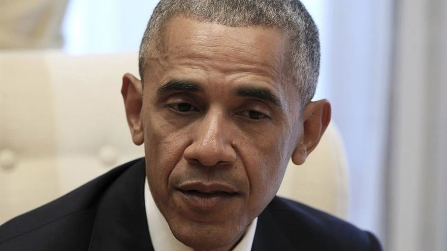 """Obama admite que le """"sorprendió"""" la victoria de Trump"""