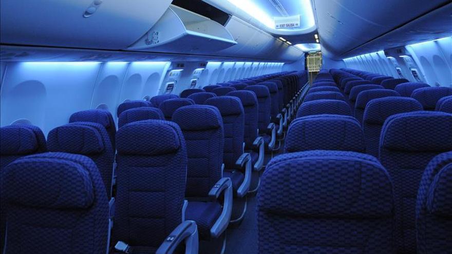 La aerolínea china de carga Yangtze River Express transportará también a pasajeros