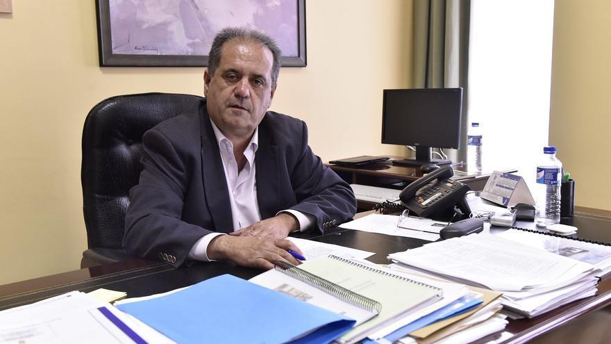 José Luis Perestelo es vicepresidente del Cabildo.