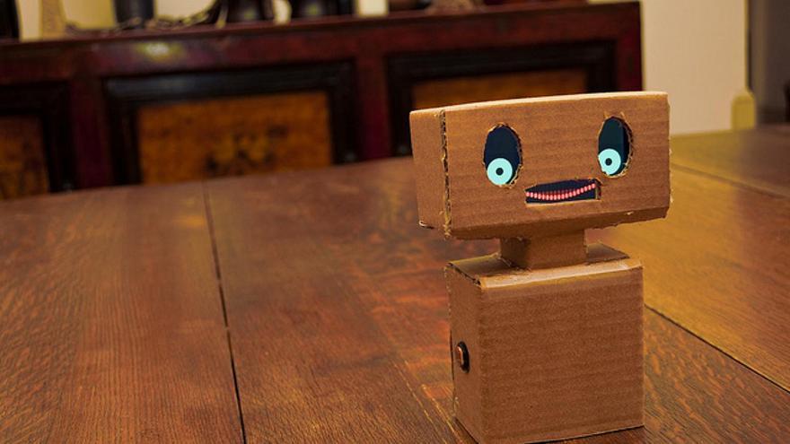 La robótica blanda es un área reciente que promete máquinas flexibles y suaves