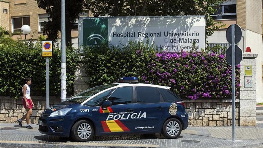 Ocho detenidos por extorsión y agresión en un polígono de la frontera de Ceuta