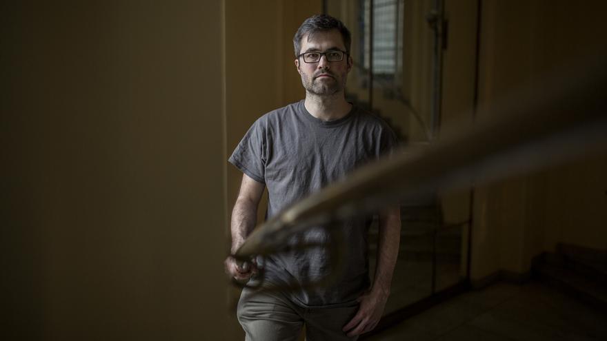 Mark Bray, autor de 'Antifa'.