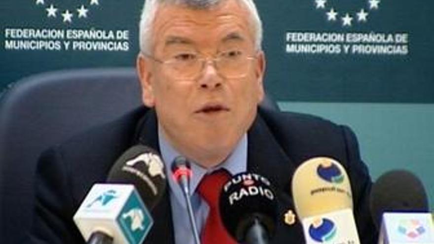 Pedro Castro, Alcalde De Getafe