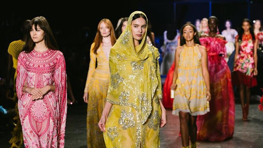 Ralph Lauren convierte Madison Avenue en una pasarela de moda