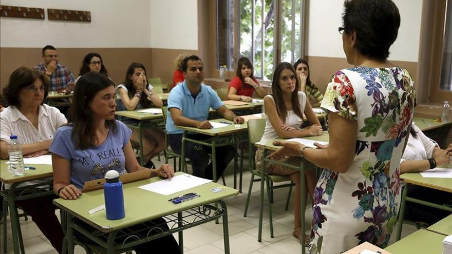 España, segundo país de la UE con menos profesoras en el sistema educativo