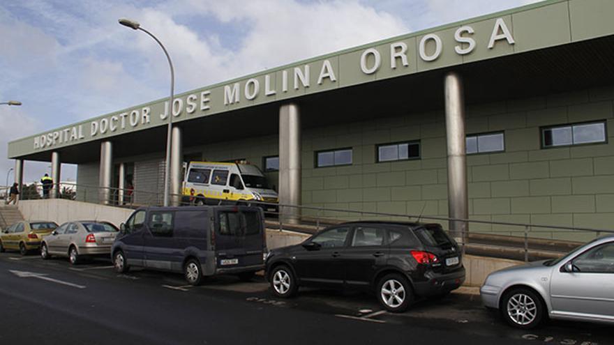Hospital José Molina Orosa, Lanzarote.