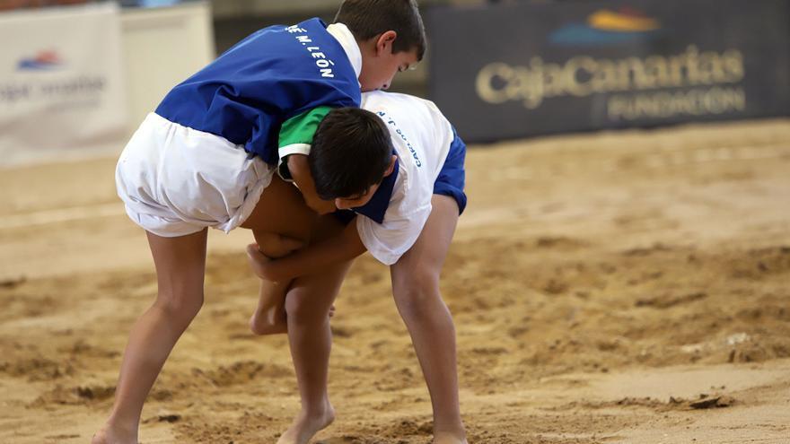 El II Torneo del Fajín de Lucha Canaria CajaCanarias tendrá lugar en diferentes terreros de Tenerife.