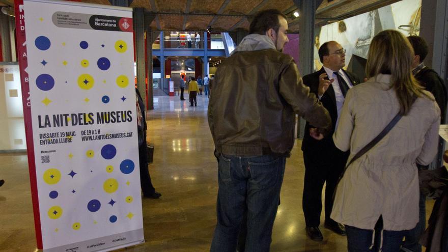 Un centenar de equipamientos se suman a la Noche de los Museos en Cataluña