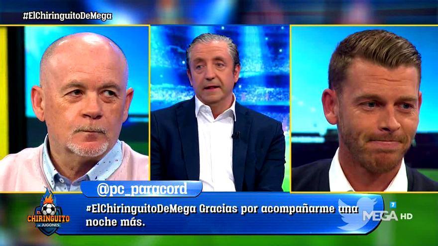 El parón hasta el Mundial no afecta al Chringuito (4.8%), que sigue fuerte en Mega