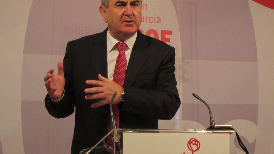 """PSOE considera la """"tardía"""" dimisión de Cerdá como una """"estrategia para regatear a la Justicia"""""""