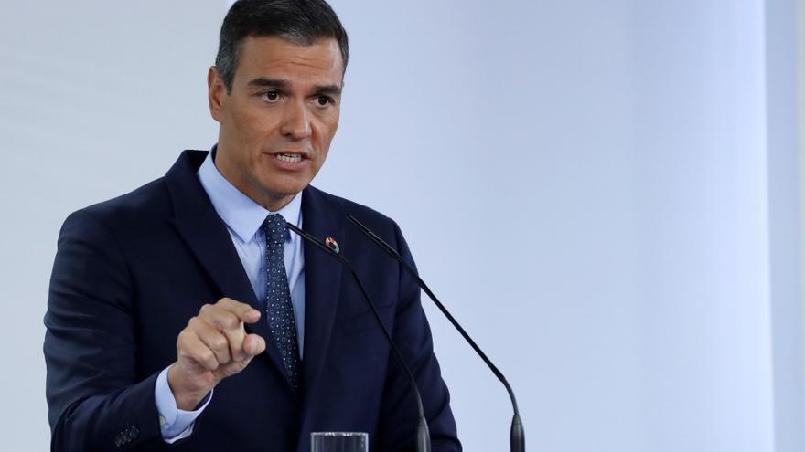 Sánchez: Nos preocupa la evolución de la epidemia en Madrid
