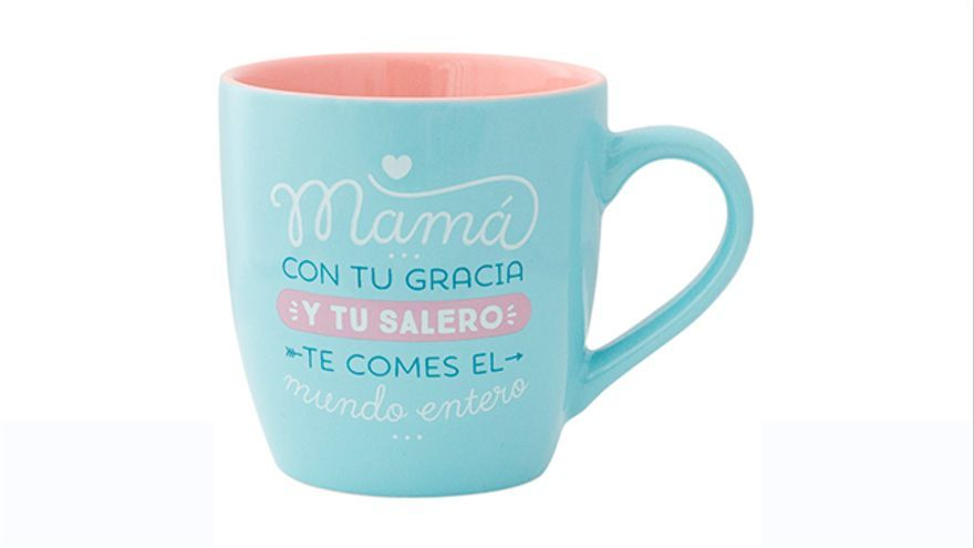 Taza de Mr. Wonderful, 13,95€.