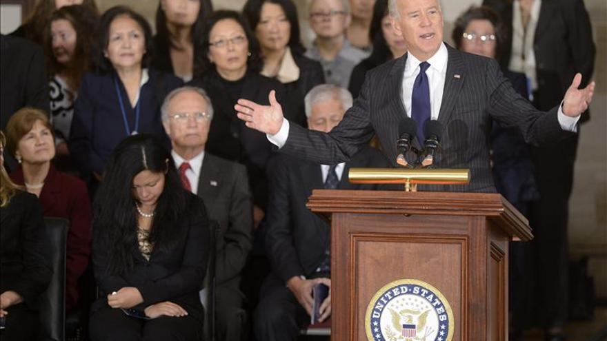 Biden viajará a Alemania, Francia y Reino Unido a principios de febrero