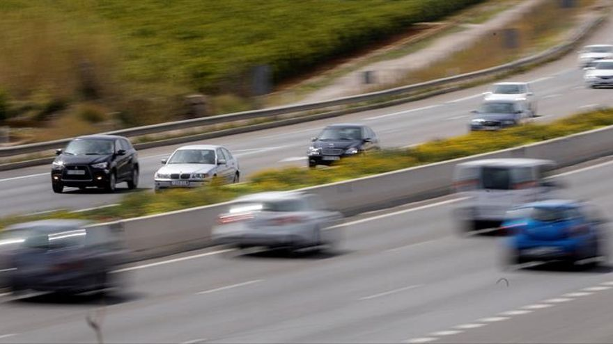 Siete fallecidos y cuatro heridos en las carreteras este fin de semana
