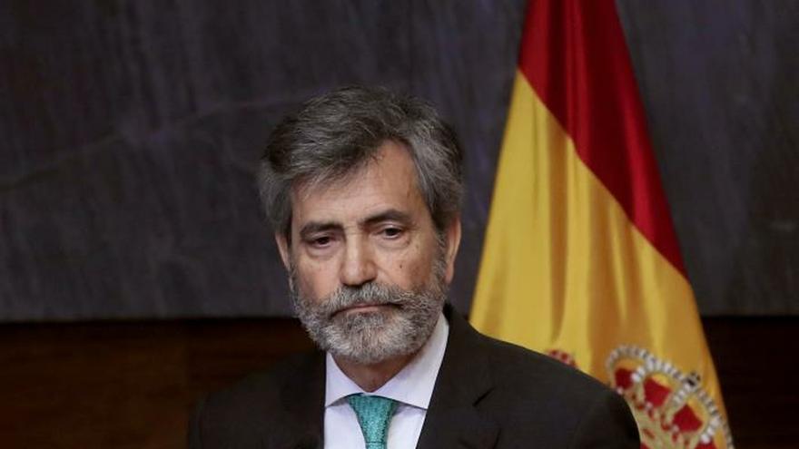 Lesmes: Corona e instituciones representan estabilidad de España como nación