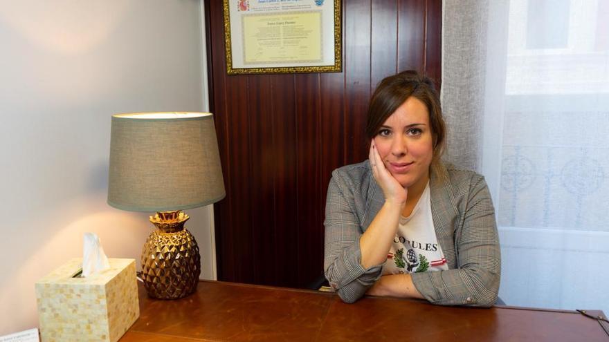 Iratxe López, psicóloga infantil en Iratxe López Psicología