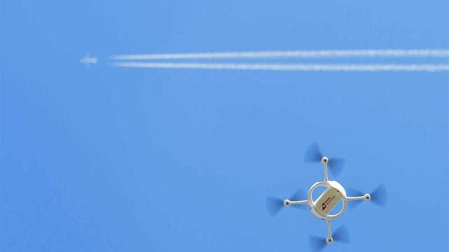 Despega la compra de drones en los servicios de protección civil de EE.UU.