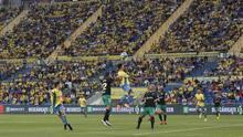 Imagen del UD Las Palmas-Real Racing Club de la temporada 19-20