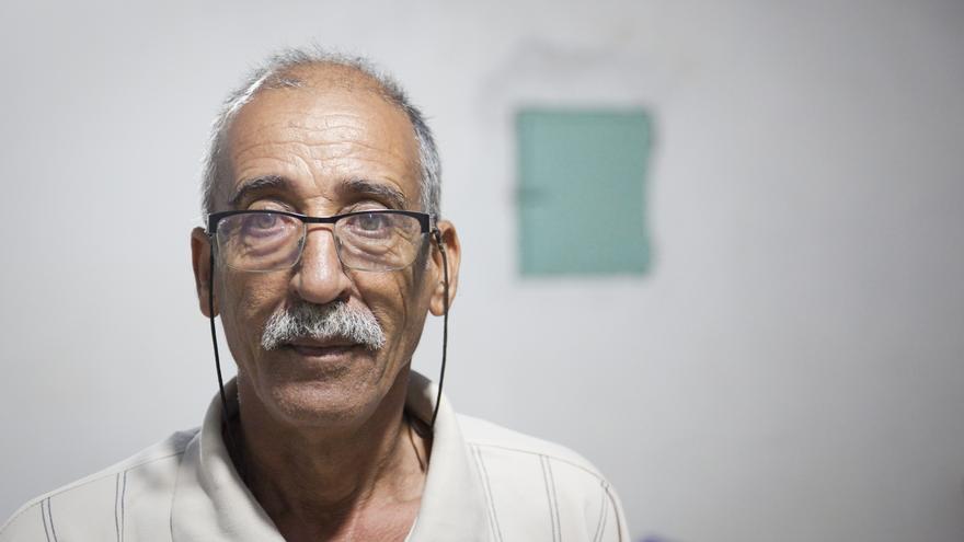 Azman Hafad.  | Alberto Sáez Silvestre / FiSahara