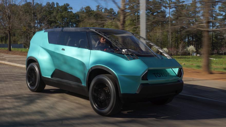 Toyota uBox concept.