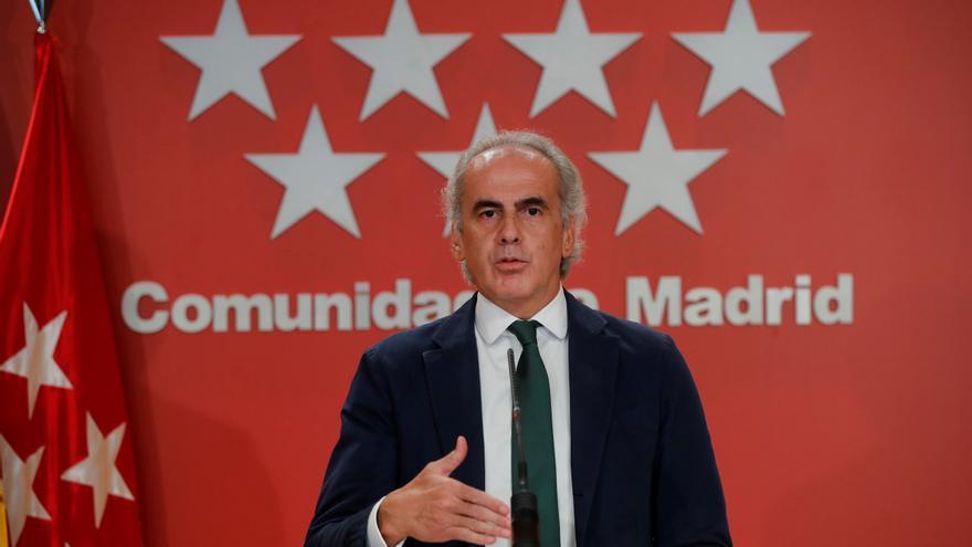 Madrid: Cada día que pase pediremos, con datos, levantar el estado de alarma