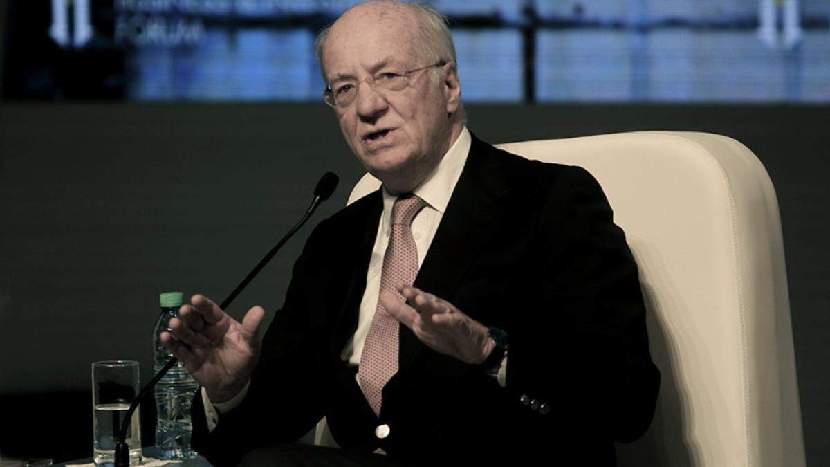 Paolo Rocca, CEO del Grupo Techint