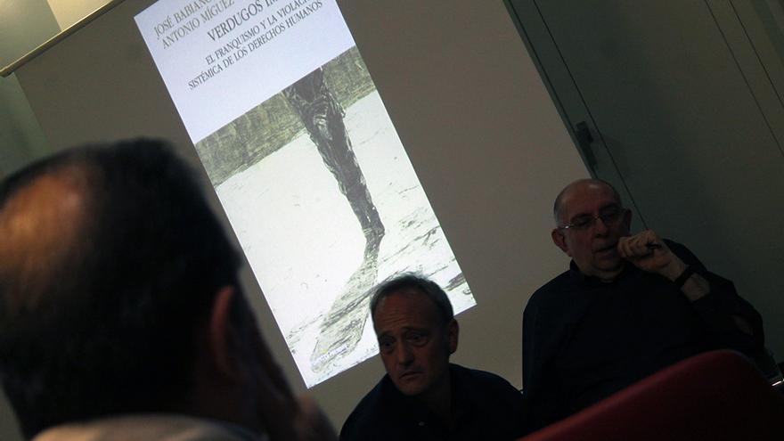 'Verdugos impunes'. | JUAN MIGUEL BAQUERO