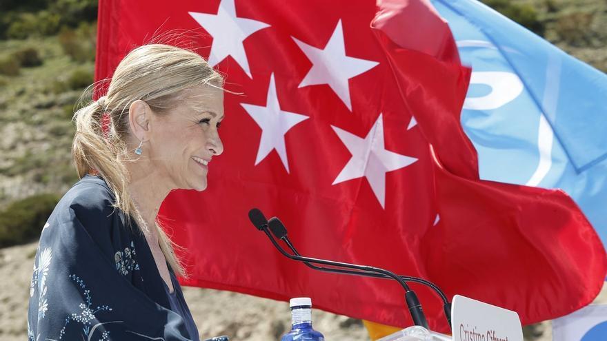 Cifuentes asegura que ella no tuvo que llamar a Rajoy para incluir a su gente en la lista a la Asamblea
