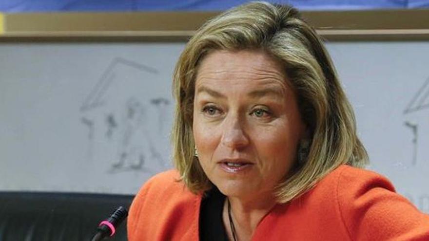 Ana Oramas, diputada de CC en el Congreso