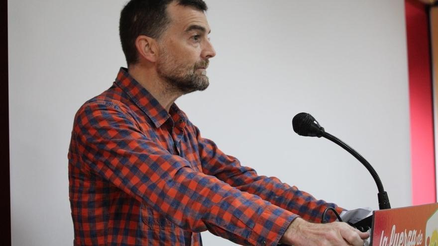 """Maíllo: """"Susana Díaz gobierna sobre la nada y en nada quedará su trabajo de gobierno si abandona Andalucía"""""""