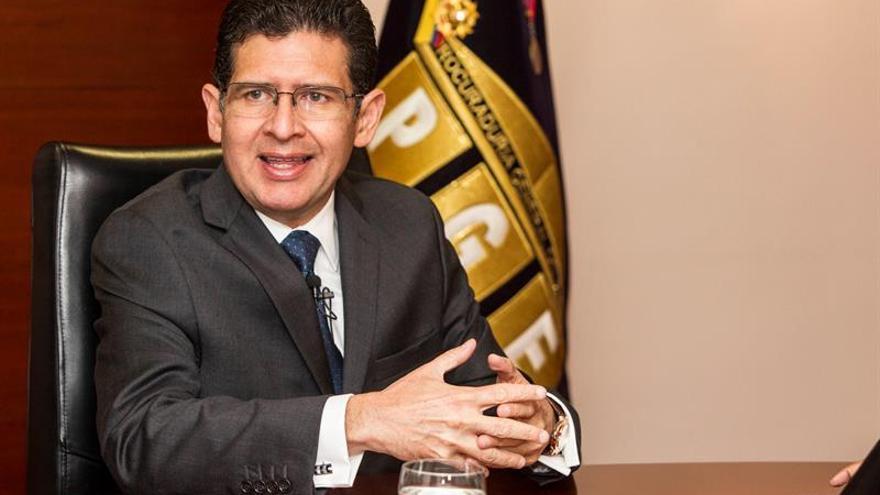 El procurador general de Ecuador presenta su renuncia después de diez años