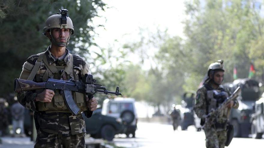 6 muertos en un atentado contra un banco cercano a la embajada de EEUU en Kabul
