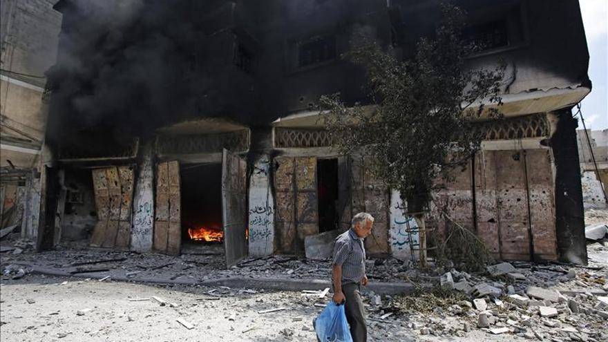 El consulado español evacúa a 60 españoles de la franja de Gaza