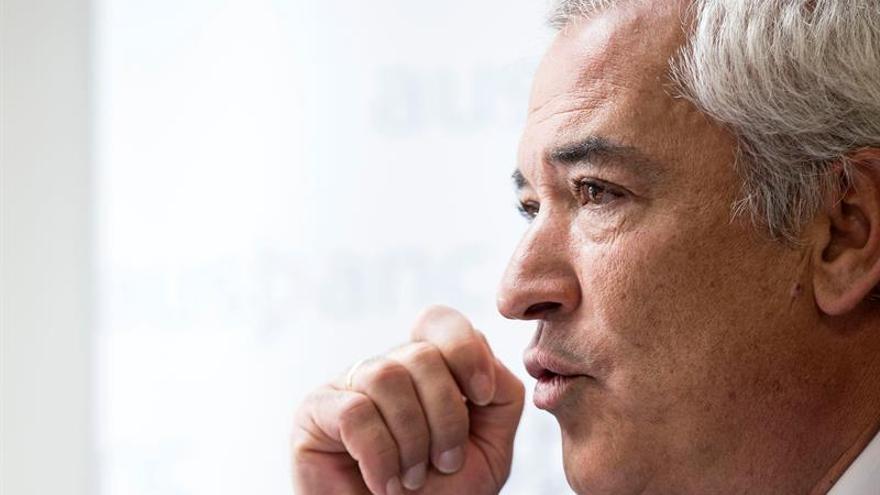 Detenido el presidente de Ausbanc, Luis Pineda
