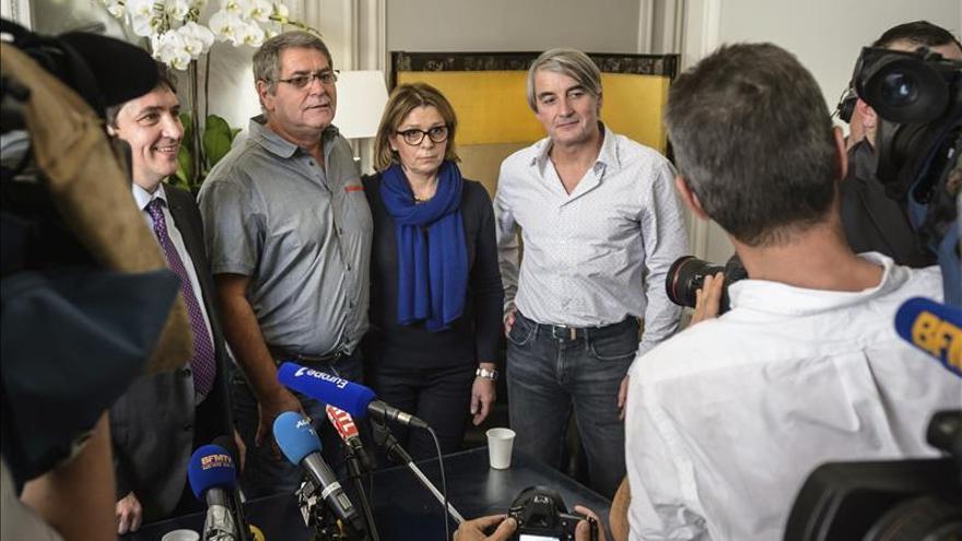 Envían a una corte recurso de apelación de pilotos galos que huyeron de R.Dominicana