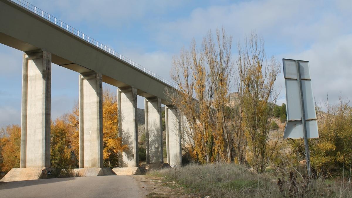 Acueducto del Trasvase Tajo-Segura