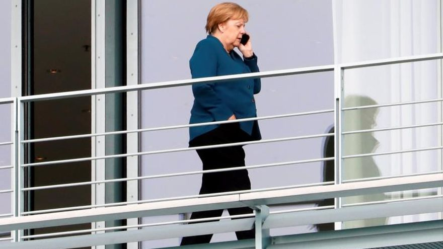 Merkel responde al clamor climático con un plan de 54.000 millones de euros