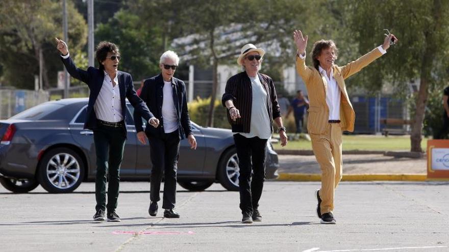 """The Rolling Stones afirman que """"no pueden esperar para tocar en Lima"""""""