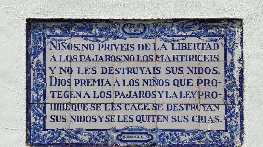 Azulejo de Sevilla