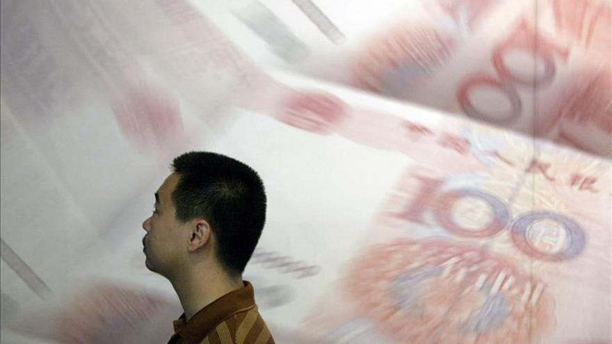 Cotización del yuan chino