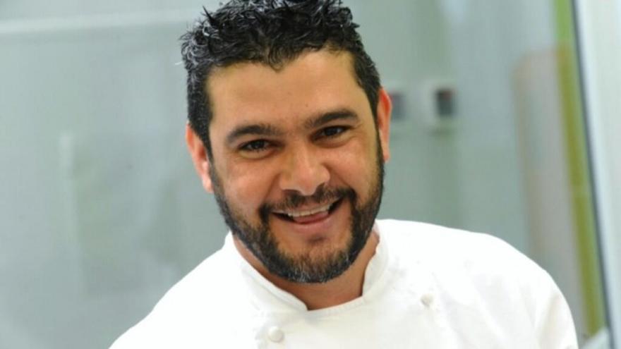 El gomero José Fabián Mora Chinea, reconocido chef del restaurante Caprichos de la capital de la Isla