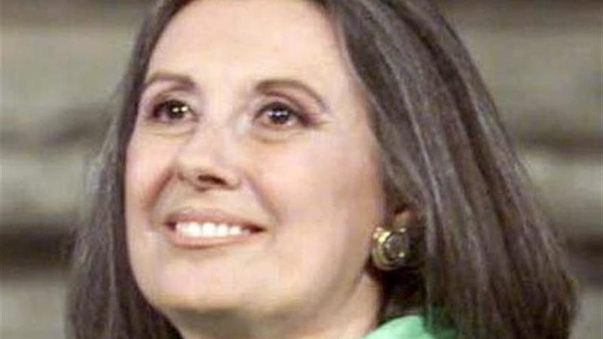 La diseñadora italiana Laura Biagiotti está grave en un hospital de Roma