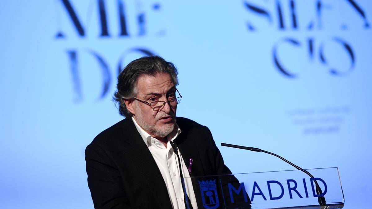 El hasta ahora portavoz del PSOE en el Ayuntamiento de Madrid, Pepu Hernández.
