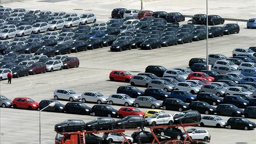 Volkswagen Navarra (España) recibe el premio a la mejor fábrica de Europa en 2014