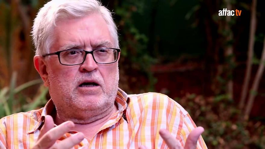 El militante de IU Manuel Monereo.