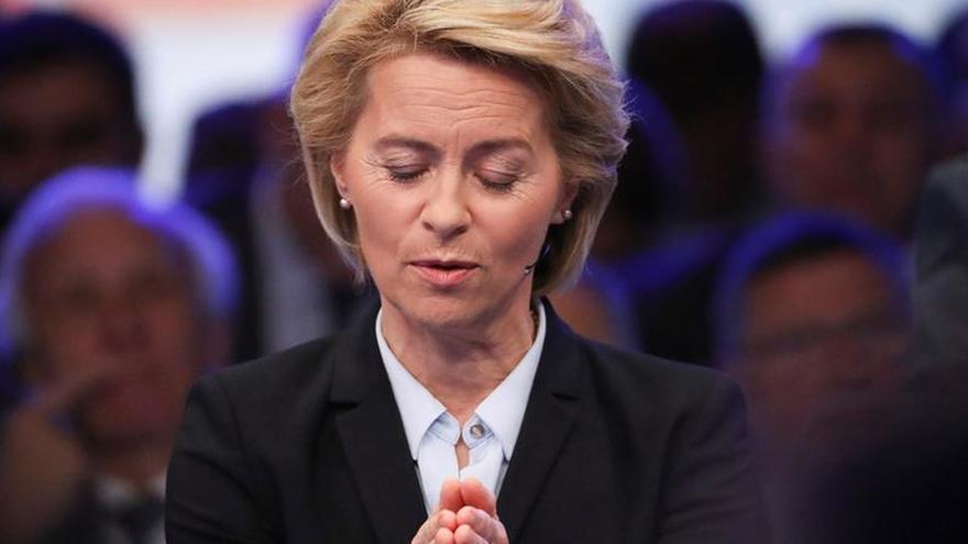 La ministra alemana de Defensa, contraria al servicio militar obligatorio