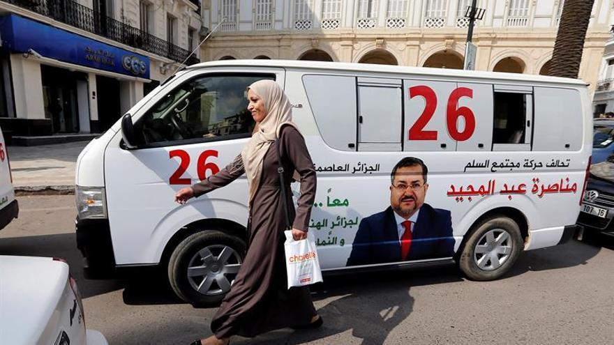 Arranca la campaña electoral para las legislativas del 4 de mayo en Argelia