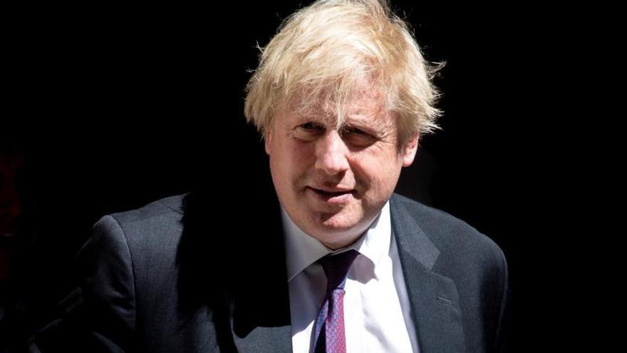 Una aventura con una joven condiciona el futuro político de Boris Johnson