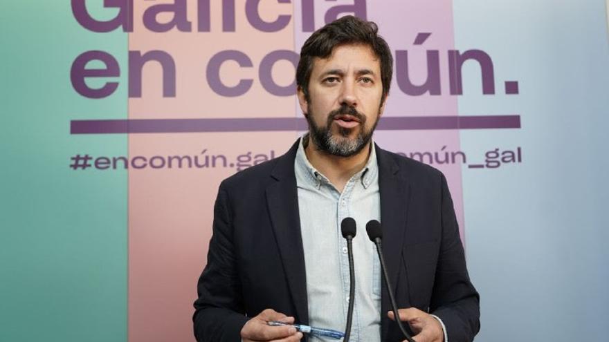 Antón Gómez-Reino, de Galicia en Común